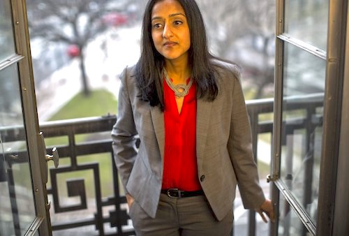 Vanita Gupta, president and CEO of the Leadership Conference on Civil and Human Rights (Courtesy of Atlanta Black Star)