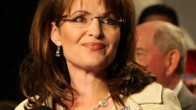 Photo of Sarah Palin Offers Advice to Kamala Harris