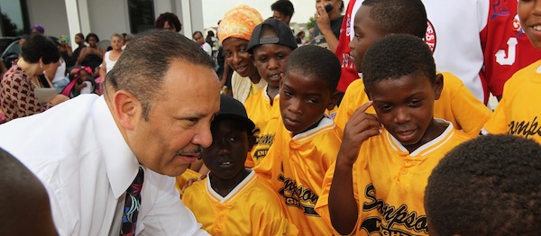**FILE** National Urban League President and CEO Marc H. Morial (Courtesy of nul.org)