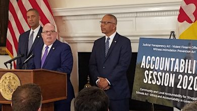 Photo of Md. Gov. Hogan Names Mitchell as Acting Chief of Staff