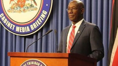 Photo of Rowley Announces Significant Restrictions Amid Pandemic