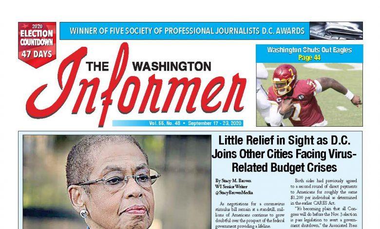 Photo of 9-17-2020 Informer Edition