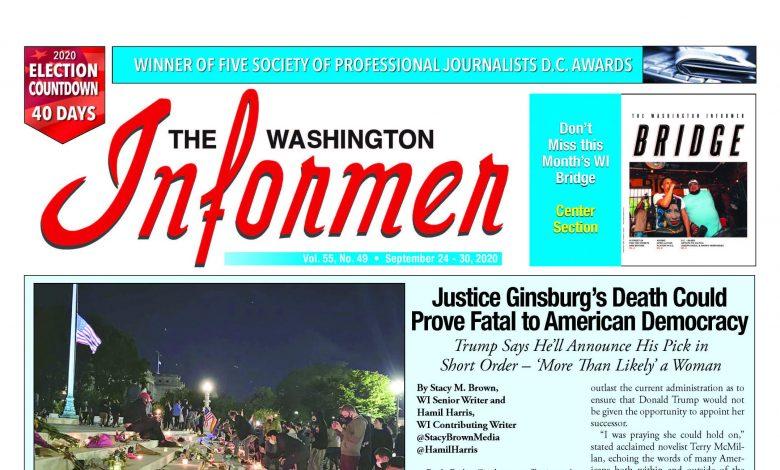 Photo of 9-24-2020 Informer Edition