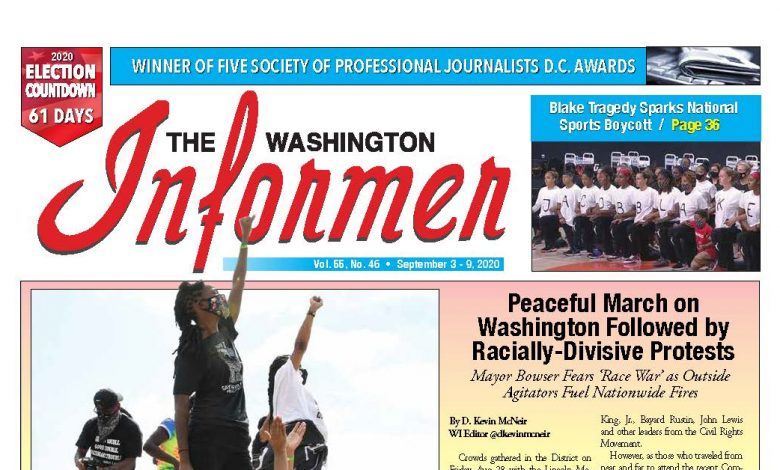 Photo of 9-3-2020 Informer Edition