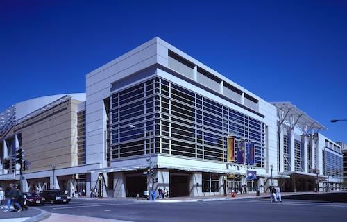 **FILE** Walter E. Washington Convention Center in D.C. (Library of Congress via Wikimedia Commons)