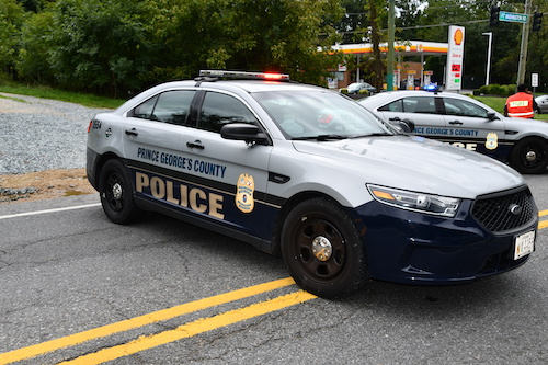 A grand jury indicted two Prince George's County police officers Sept. 10. (Anthony Tilghman/The Washington Informer)