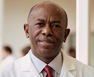 Dr. James E.K. Hildreth, president and CEO of Meharry Medical College (Courtesy of Meharry Medical College)