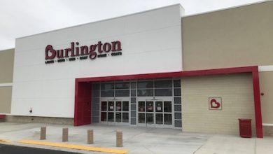 **FILE** The facade of a Burlington store (Courtesy photo)