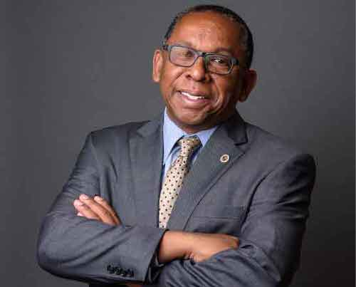 C. Reynold Verret, president of Xavier University of Louisiana (Courtesy of xula.edu)