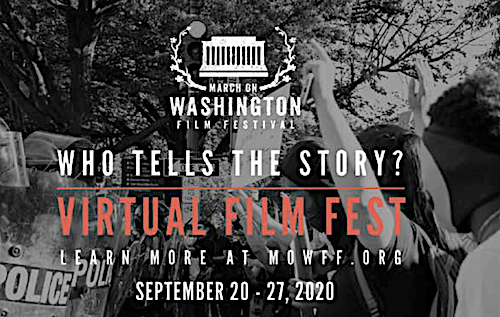 Courtesy of March on Washington Film Festival