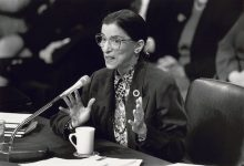 Photo of MARIAN WRIGHT EDELMAN: Ruth Bader Ginsburg a Role Model for All