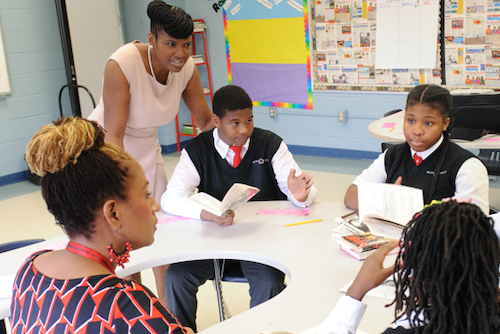 The DC Charter School Alliance is D.C.'s premier advocacy organization dedicated to supporting and representing the robust charter school sector in the nation's capital. (DCPCSB photo)