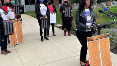 Photo of Prince George's Residents, Advocates Demand Police Reform