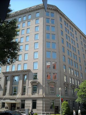 **FILE** The Department of Veterans Affairs' headquarters in D.C. ( AgnosticPreachersKid via Wikimedia Commons)