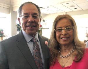 Edwin and Ann Chapman (Courtesy photo)