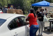 Photo of THRIVE Steps in to Aid Struggling Ward 8 Residents