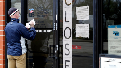 A backlog in the processing of unemployment claims has led to a delay in benefits. (Courtesy of wjla.com)