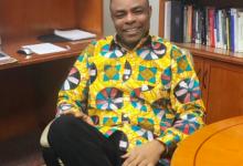 Photo of Howard U. Professor Honored by National Communication Association