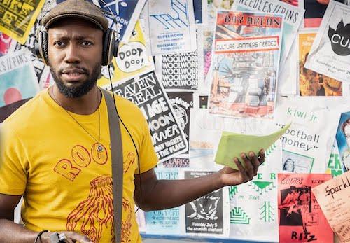"Lamorne Morris stars as an African American cartoonist in the new Hulu original series ""Woke,"" which premieres Sept. 9. (Courtesy photo)"