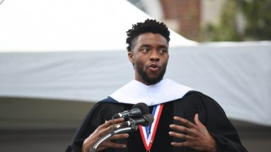 Photo of HU Fine Arts Petition to Honor Chadwick Boseman Gains Traction