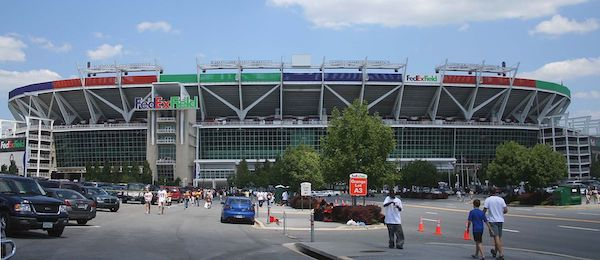 **FILE** FedEx Field in Landover, Maryland (Courtesy of Wikimedia Commons)
