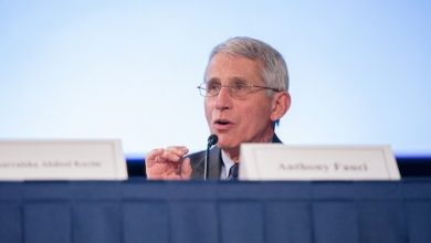 Photo of Give Vaccine Rollout Time to Improve, Fauci Says