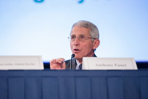 **FILE** Dr. Anthony Fauci (Andrew Propp for Fogarty/NIH)