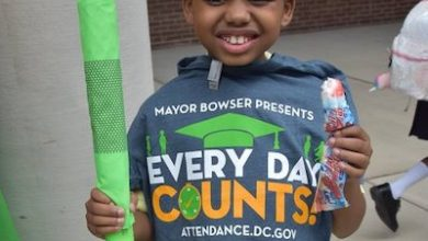 Photo of D.C. EDUCATION BRIEFS: Every Day Counts!