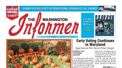 Photo of 10-29-2020 Informer Edition