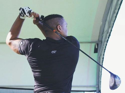 Photo of Local Golfer Fueled to Succeed Despite Dealing with Social and Physical Adversity