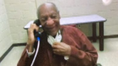 Photo of Mainstream Media Mocks Cosby Mugshot, But Comedian Releases Own Jailhouse Photos