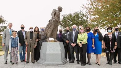 Photo of New Statue in Manassas Highlights an Unsung Legacy