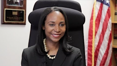 Photo of Josey-Herring Sworn in as D.C. Superior Court's First Female Chief Judge