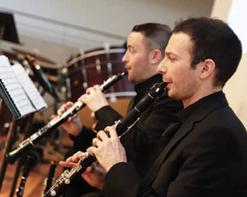 Members of the New Orchestra of Washington (Courtesy photo)