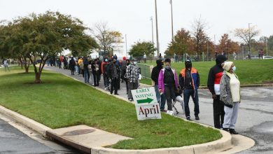 Photo of Early Voting Continues in Maryland