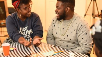 Photo of Maryland Couple Creates Winsults, a Board Game that Features as Much Humor as Insults