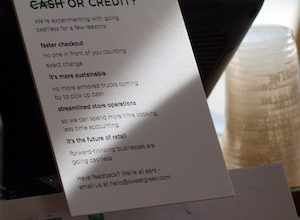 Photo of Businesses Hit Snag with Digital-Only Payments