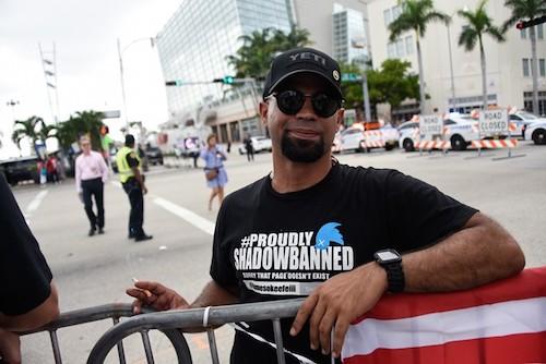Proud Boys founder Enrique Tarrio (Courtesy of Miami New Times)