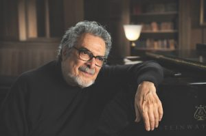 Leon Fleisher (Photo by Ned Burgess)