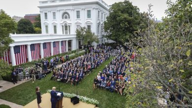 Photo of D.C. Raps White House for Rose Garden Event Amid Outbreak, Urges Attendees to Take COVID-19 Test
