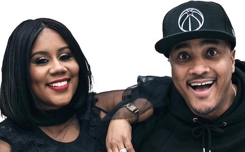 Dominique Da Diva and DJ QuickSilva (Courtesy of Reach Media)