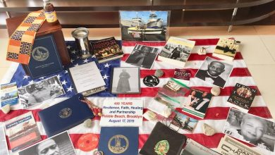Photo of Time Capsule in Africa Commemorates 400 Years of African American History