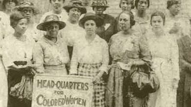 Photo of Black Women's Clubs Were Formed to Push the Suffrage Movement