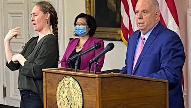 Photo of Maryland Gov. Hogan Earmarks $70M to Bolster Coronavirus Response