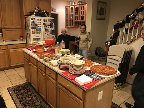 A look back at a previous Thanksgiving celebration (WI file photo)