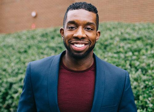 Everton Blair Jr., board representative, Gwinnett County Board of Education, and member of LEE (Leadership for Educational Equity)
