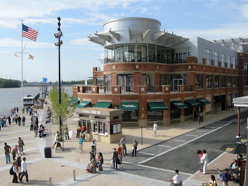 **FILE** The National Harbor in Prince George's County, Maryland (Wikimedia Commons)