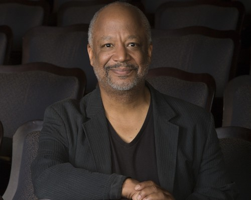 Sheldon Epps, senior artistic adviser at Ford's Theatre in northwest D.C. (Photo by Jim Cox)