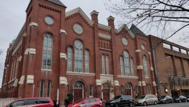 Photo of D.C.'s Historic Shiloh Baptist Church Going Virtual for Annual Rendering of 'The Messiah'