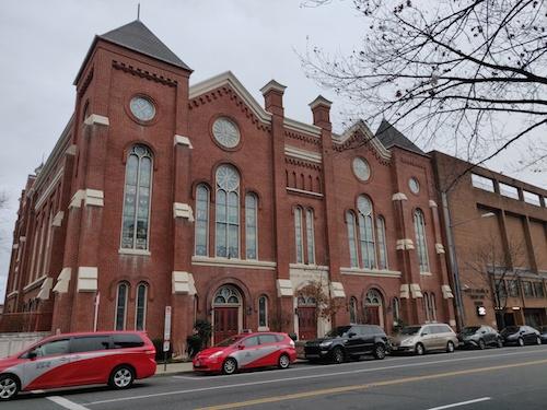 **FILE** Shiloh Baptist Church (Wikimedia Commons)